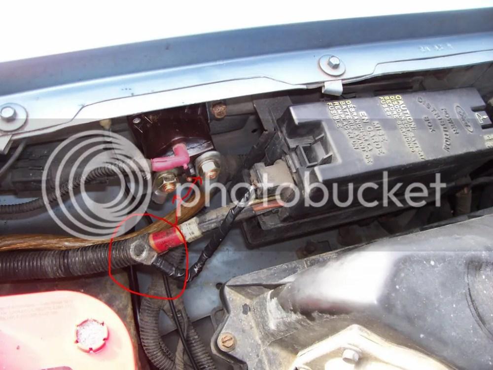 medium resolution of ford ranger starter solenoid wiring diagram in addition ford starter