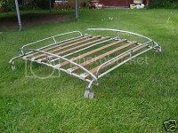 Wanted : Old skool chrome roof rack | Retro Rides