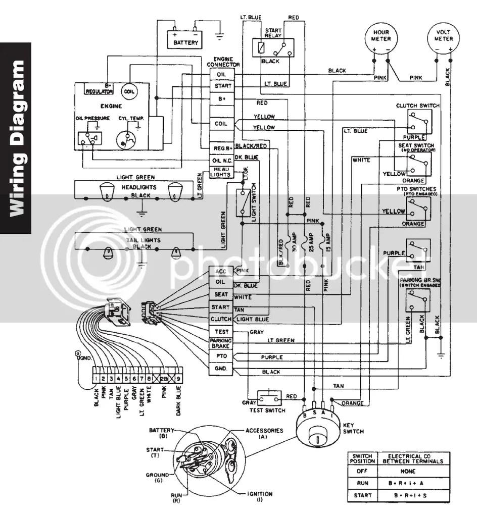 Wheel Horse 416 8 Wiring Diagram Free Download • Playapk.co