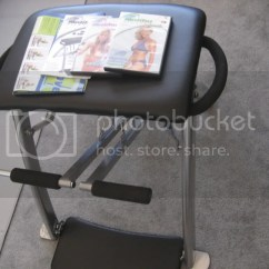 Malibu Pilates Chair Chicco Hook On Recall Fitness Program By Guthy Renker With