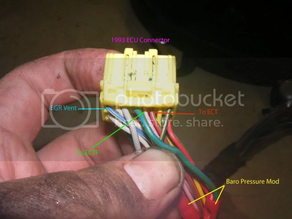 medium resolution of since i was fortunate enough to get a section of harness with my klze i had some extra sensor connectors to work with if yours came with any extra wires
