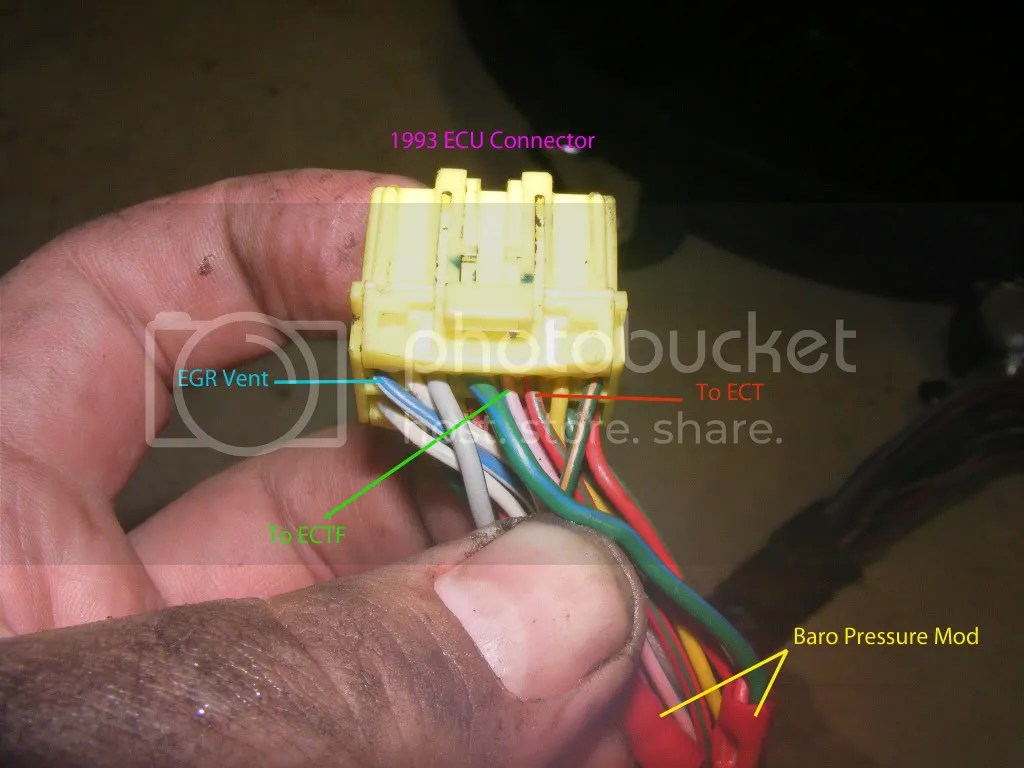 hight resolution of since i was fortunate enough to get a section of harness with my klze i had some extra sensor connectors to work with if yours came with any extra wires