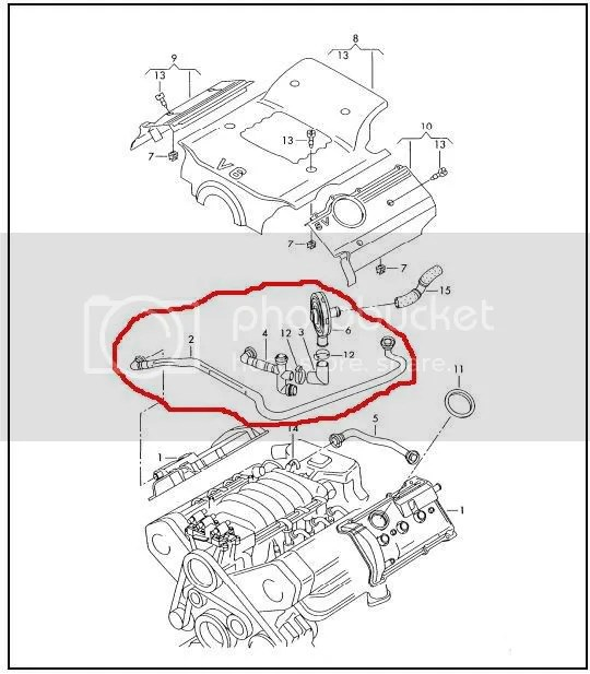 Vw 1 8 Turbo Vacuum Diagram, Vw, Free Engine Image For
