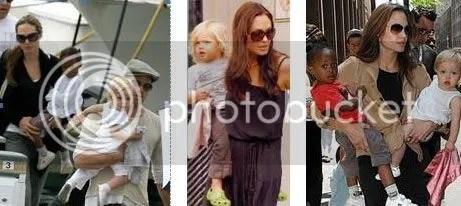 Shiloh Jolie-Pitt and her lovey