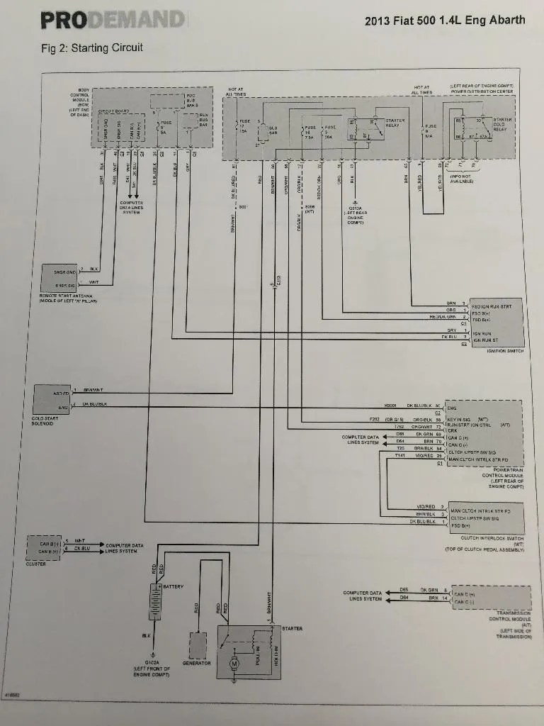 hight resolution of fiat 500 wiring diagrams thread fiat 500 wiring diagrams