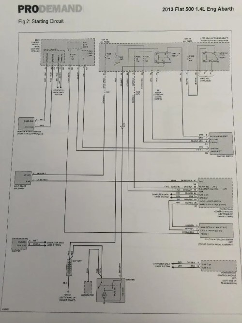 small resolution of fiat 500 wiring diagrams thread fiat 500 wiring diagrams