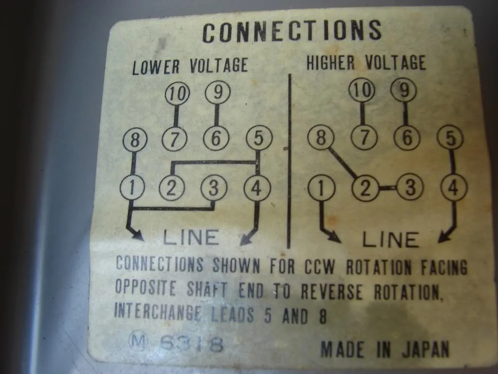 general electric motor wiring diagram wire a light switch loft and schematics sb 14 1 2 follow up