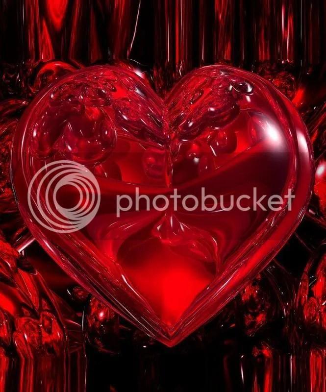 overflowing heart