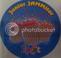 Jammin' Junior JAMMitor sticker