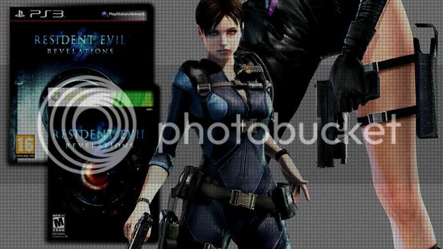 Resident Evil Revelations Save Editor