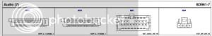 Wiring Diagram for Base Stereo  Photo inside  Hyundai