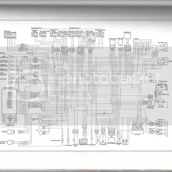 Yamaha Virago Wiring Diagram 1995 Johnson 115 82 920 Get Free Image About