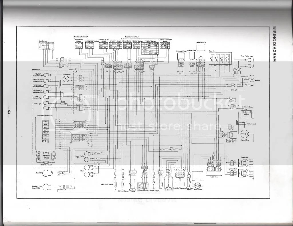 hight resolution of 82 yamaha virago 920 wiring diagram get free image about yamaha yics motorcycle 83 yamaha yics