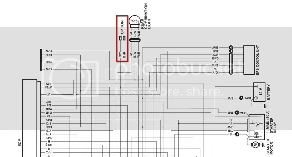 suzuki outboard wiring color codes