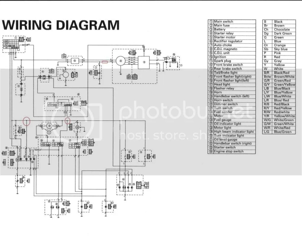 medium resolution of yamaha zuma 50 wiring diagram wiring diagram centre wiring diagrams 2003 yamaha zuma moped wiring libraryneed