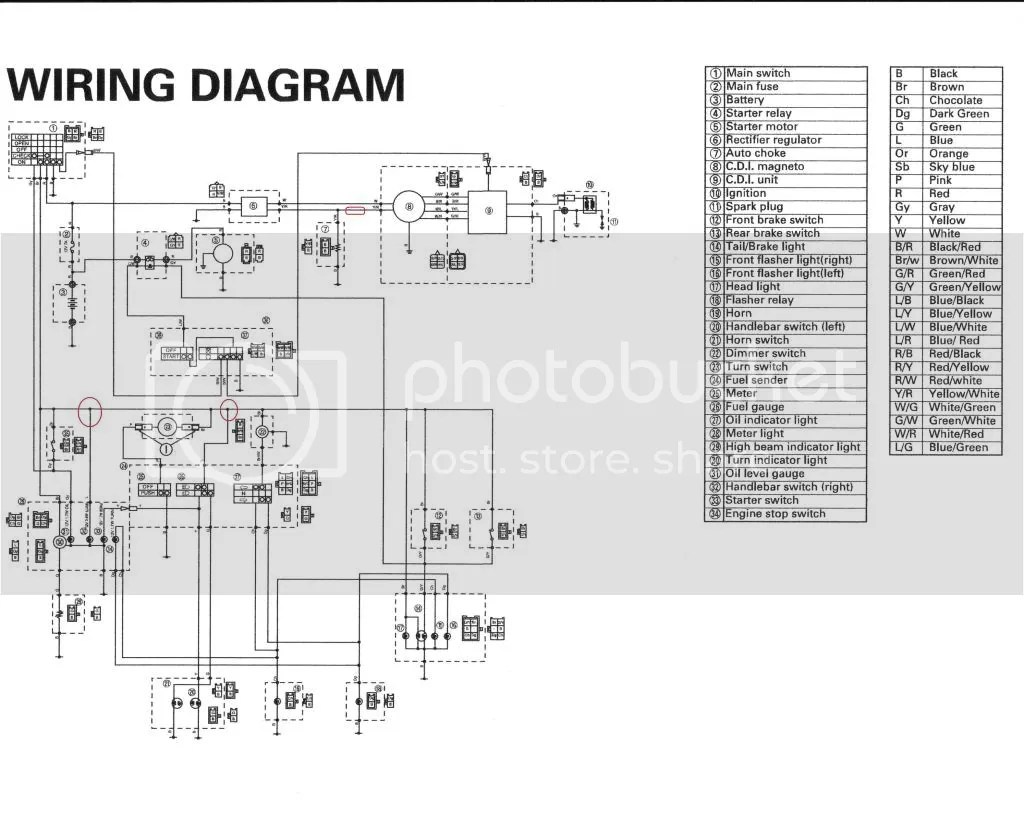 hight resolution of yamaha zuma 50 wiring diagram wiring diagram centrewiring diagrams 2003 yamaha zuma moped wiring libraryneed a