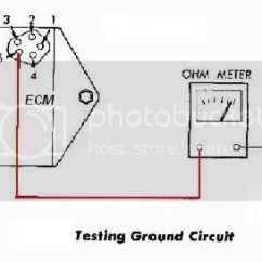 Dodge Ignition Module Wiring Diagram 3 Phase Homes Chrysler Electronic System And Sensor Testor Perform Control Test Section Using The Magnetic Reluctance Pick Up Hookup On Page 9 Of Tester Manual