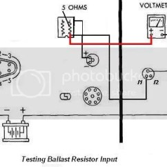 Dodge Ignition Module Wiring Diagram 2009 Nissan Altima Stereo Dave S Place Chrysler Electronic System Test If Voltage Incorrect Between Ballast Resistor And Switch Is Defective Repair