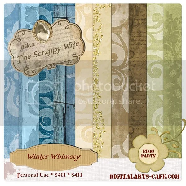 Winter Whimsey Preview Part 1