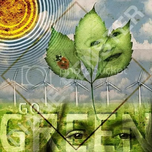 go_green.jpg go green artwork image by cinchcoalition