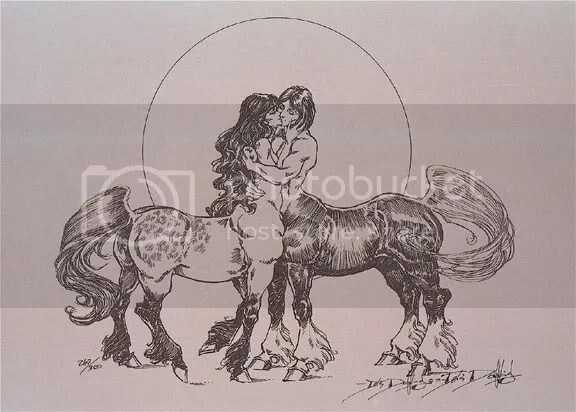 centaurs photo: ~Centaurs in Love~ centaur.jpg