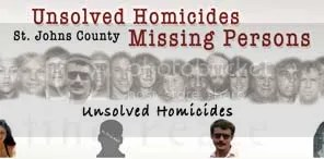 Unsolved and missing poster
