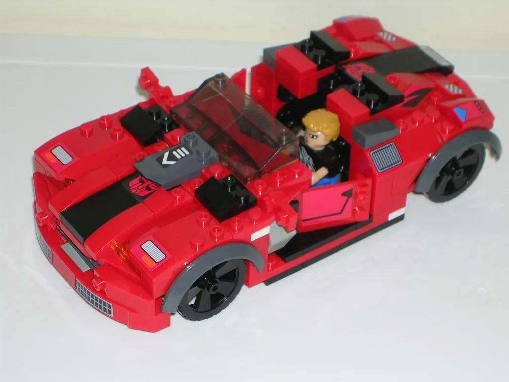 Kre O Transformers Sideswipe By Hasbro Figurefan Zero