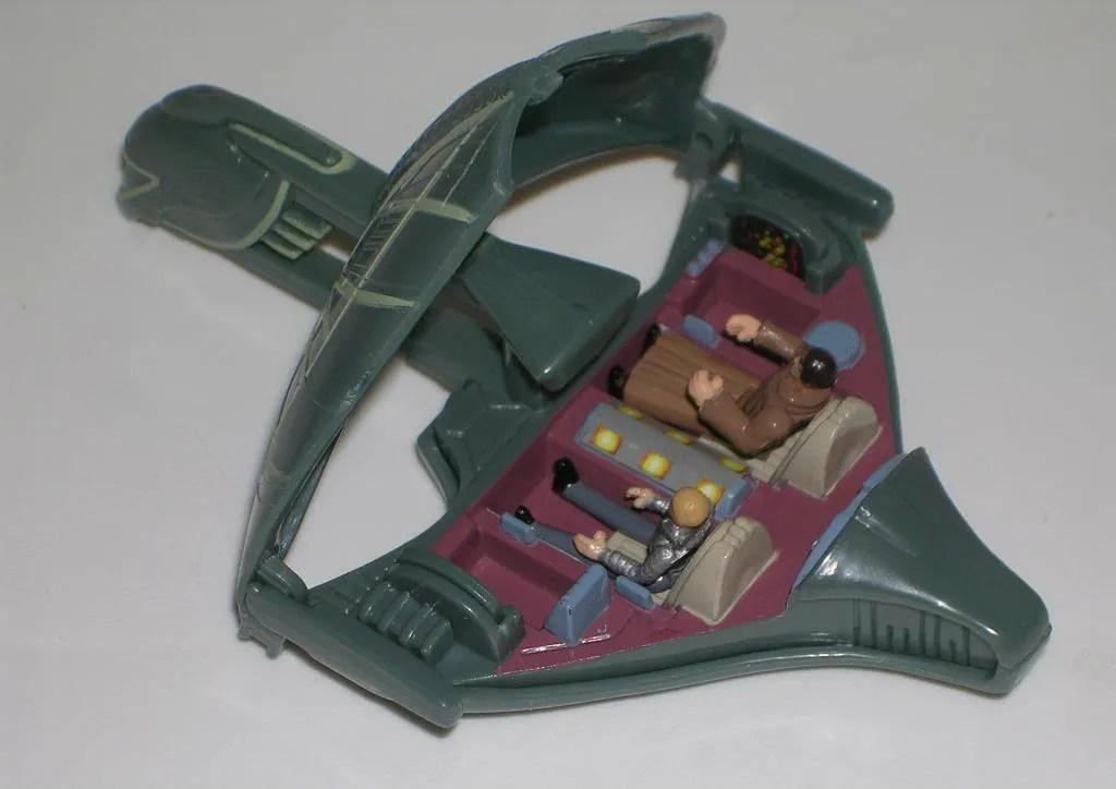 Mini playsets vaisseaux et figurines. DSCN8170