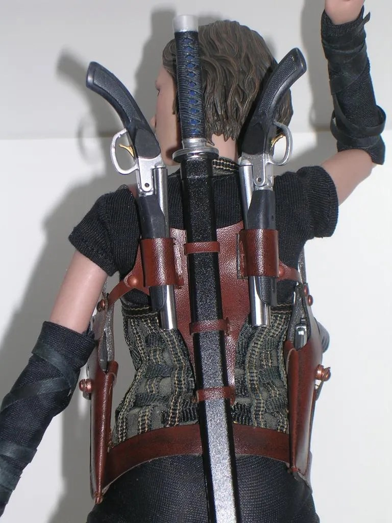Resident Evil Afterlife Alice Movie Masterpiece 1 6 Scale Figure