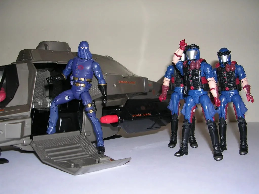 hasbro toys gi joe the icon of its time Gi joe's appeal to children has made it an american icon among toys the gi joe trademark has been used by hasbro for several different toy lines .