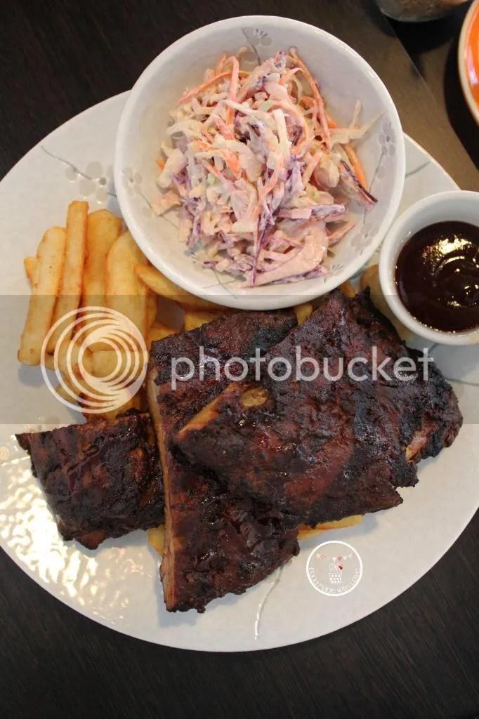 American BBQ Pork Ribs