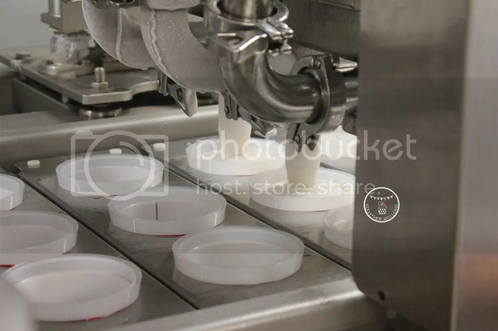 The filling machine