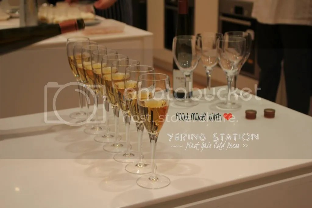 Pinot Gris Cold Pressed - Yering Station