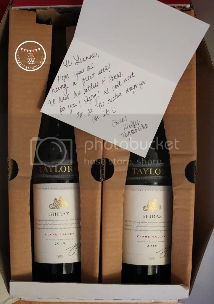 Taylors Wine Clare Valley 2010 Shiraz