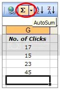3-auto-sum-cells-1-click