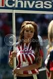 Soccer Babes - MORE Mexican Primera Week 14 Soccer Cheerleaders / Porristas