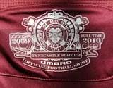 Hearts FC Umbro 09-10 Home Kit
