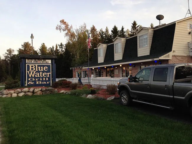 Blue Water Grill & Bar