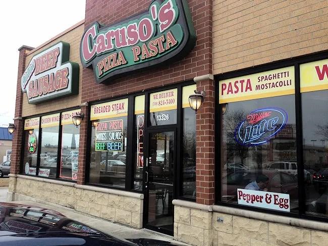 Caruso's Pizza & Pasta