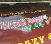 Kazoopy's Pizza & Grinders