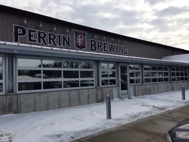 Perrin Brewing Company