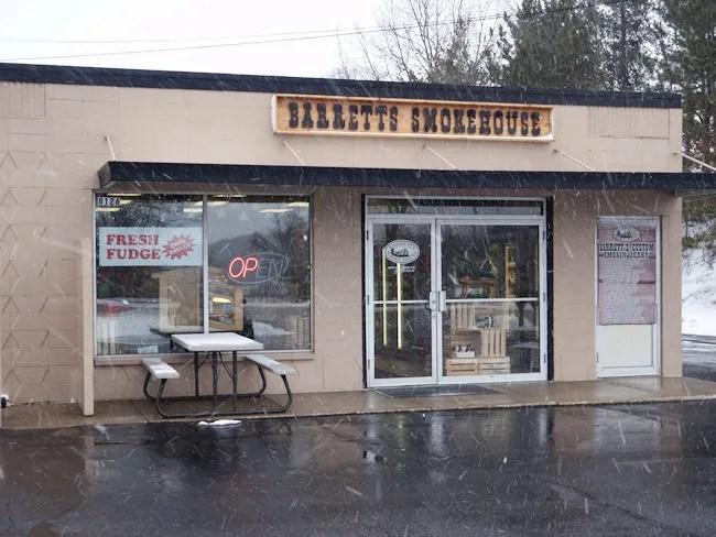 Barrett's Smoke House