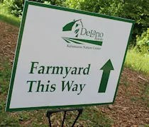 DeLano Farms Farmyard