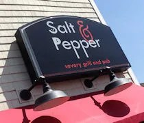 Salt & Pepper Savory Grill and Pub