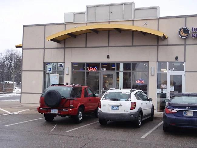 Sliders Burgers & Belgian Fries