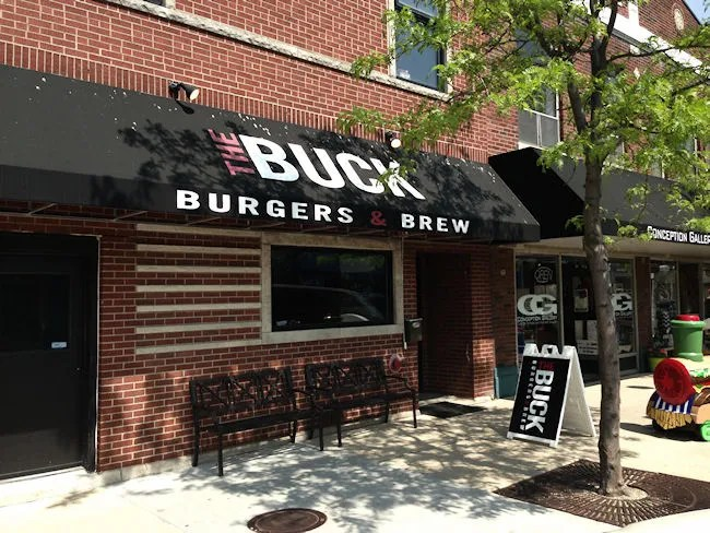 The Buck Burgers and Brew