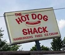 The Hot Dog Shack