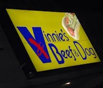 Vinnie's Beef & Dog