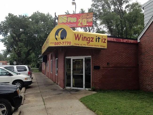 Wingz It Iz