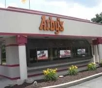 Arbys just north of downtown Lansing on East Oakland Avenue
